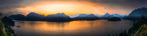 Howe Sound Panorama