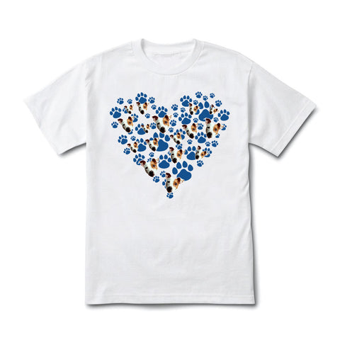 Puppy Love Blue - T-shirt