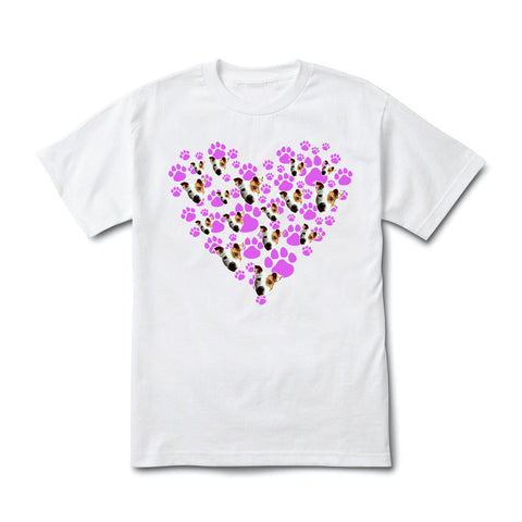 Puppy Love Pink - T-shirt