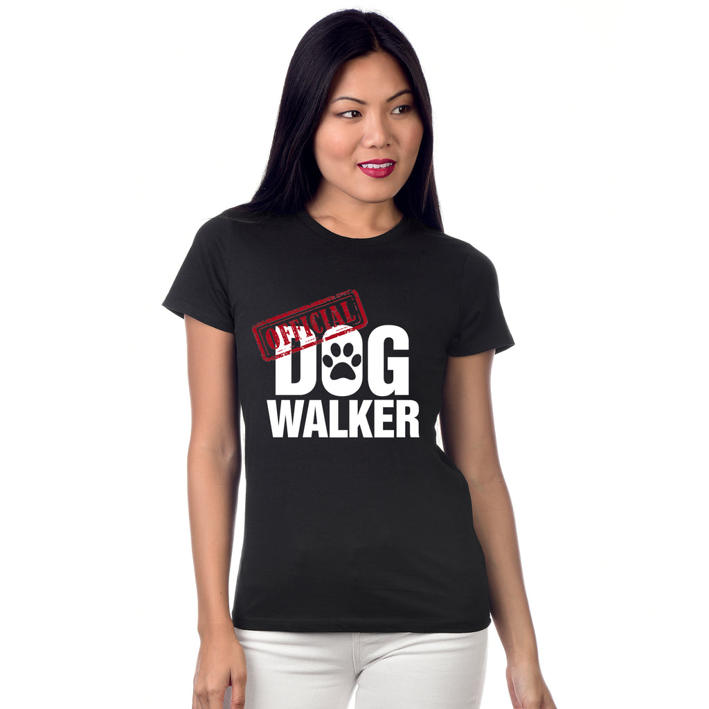 Dog Walker - Boyfriend Tee