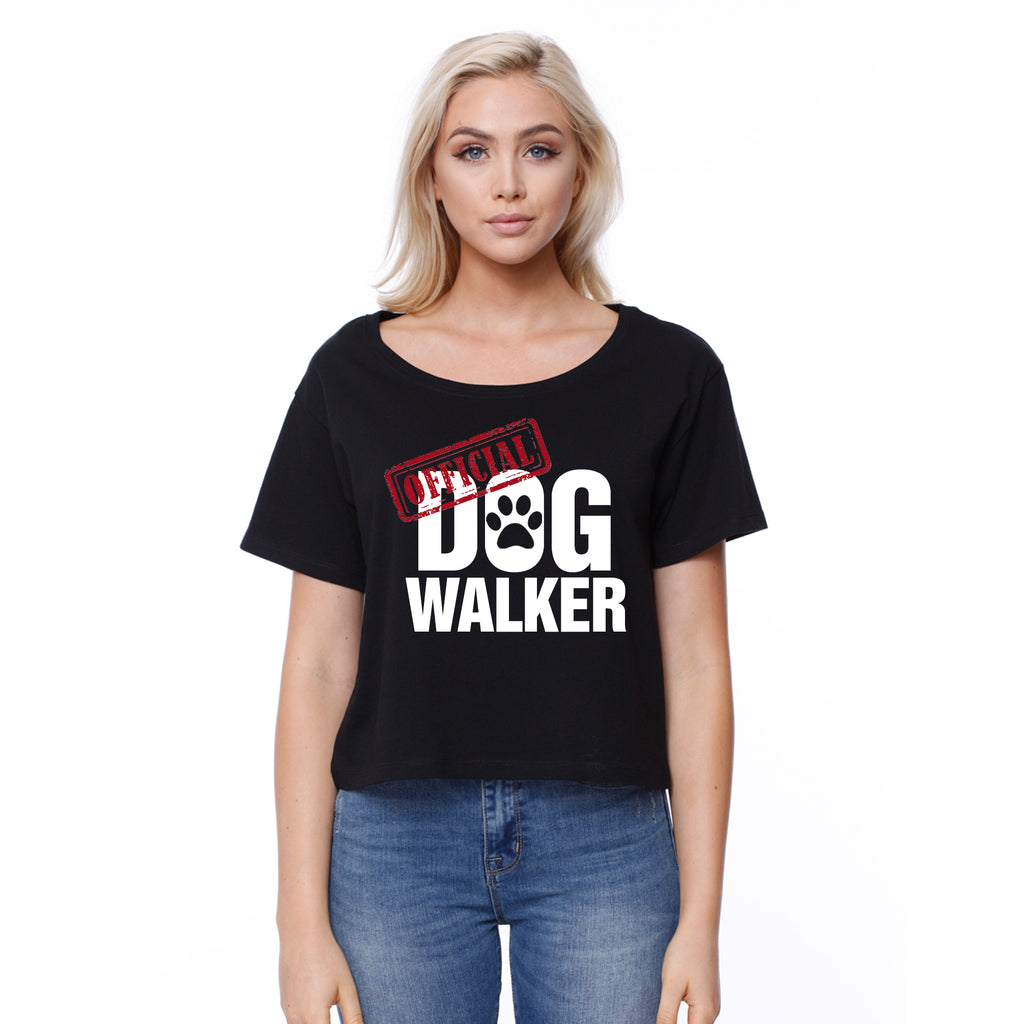 Dog Walker - Boxy Tee