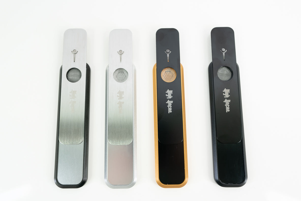 Genius Pipe - The Future of Smoking Dry Herb
