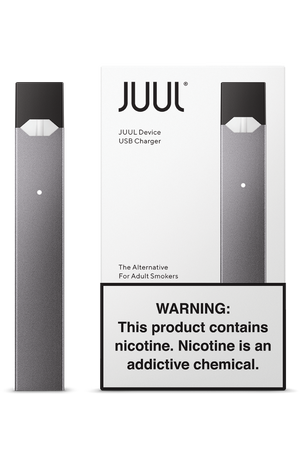 Juul Basic Kit Slate Black
