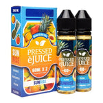 Pressed eJuice Collection 120ml Vape Juice
