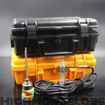 Orange/Black E-Nail Kit W/ Carrying Case
