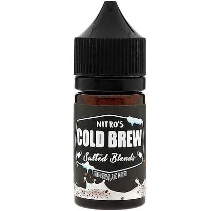 Nitro's Cold Brew Salts Collection 30ml Vape Juice