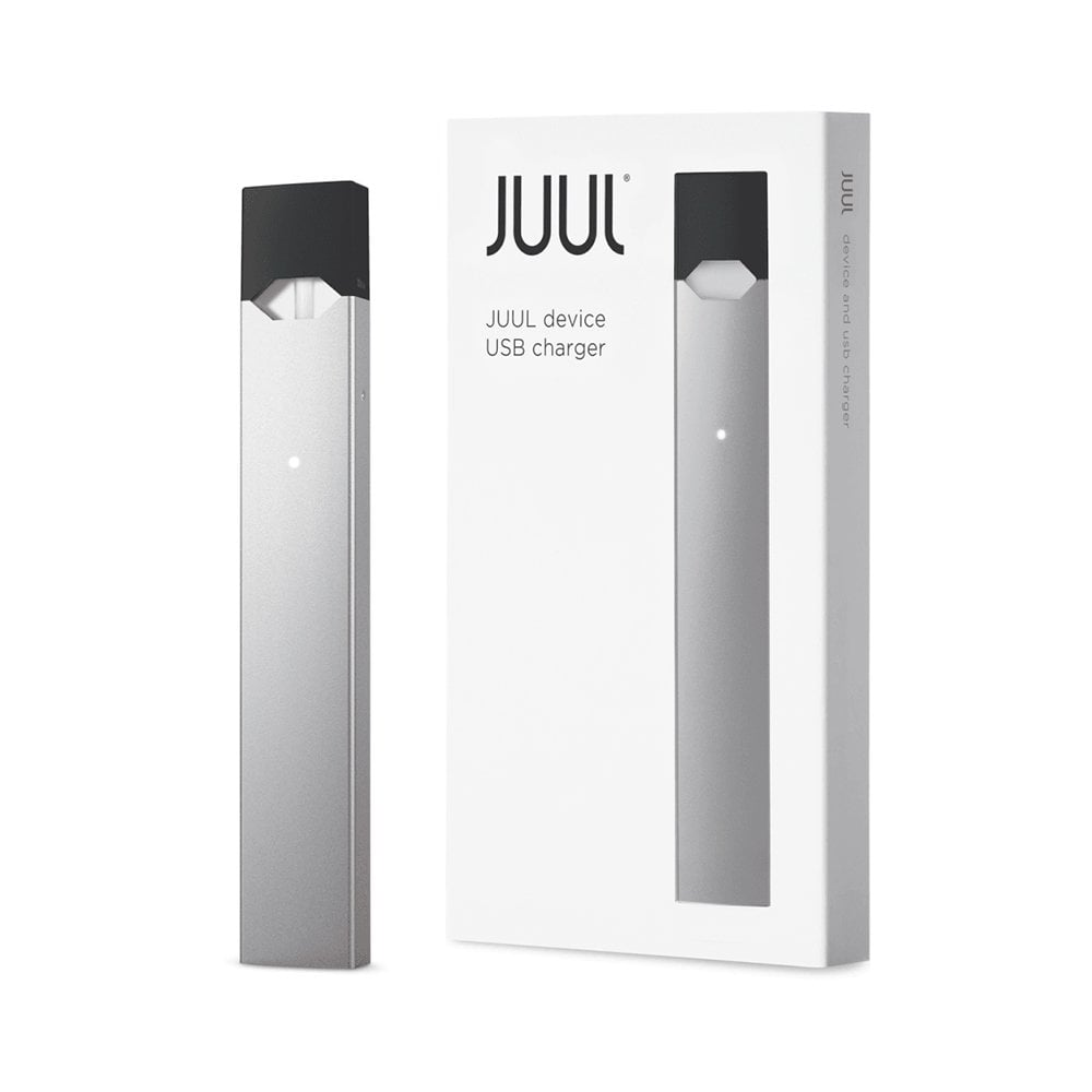 Juul Limited Edition Silver Basic Kit