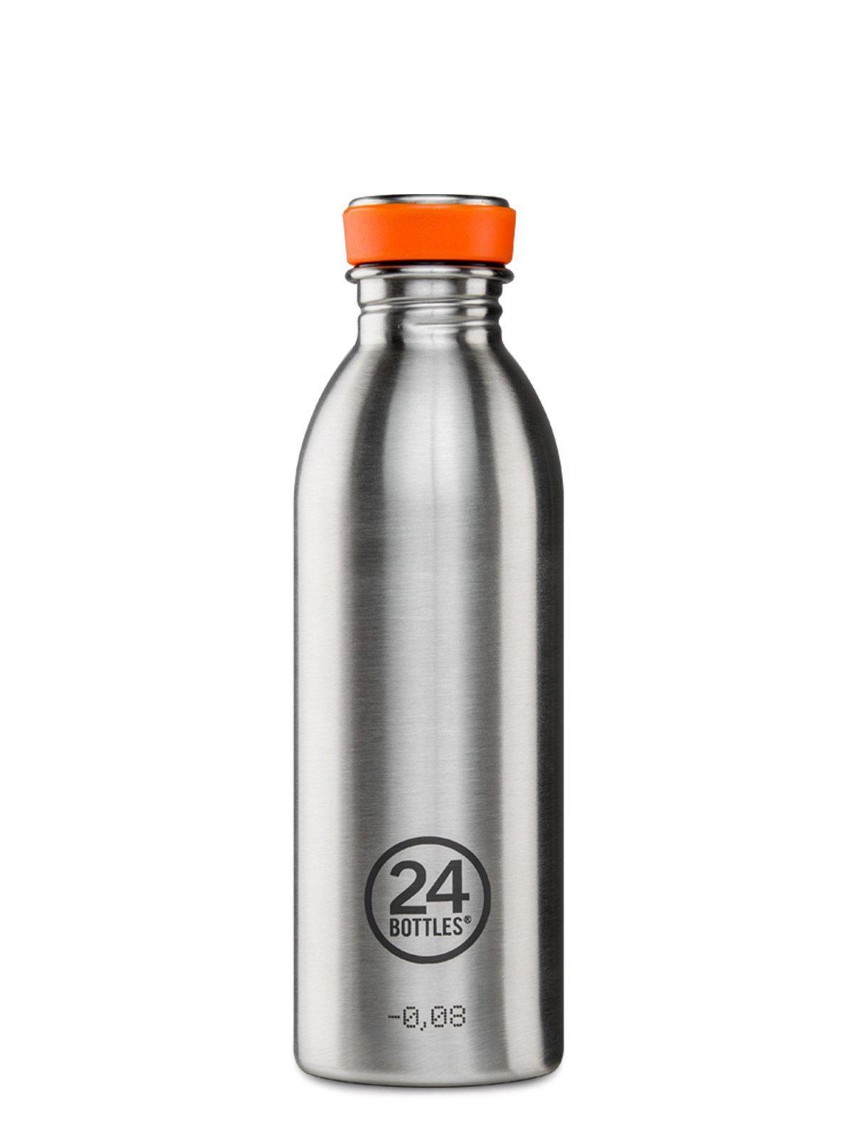 24Bottles Urban Bottle Steel 500ml - MORE by Morello - Indonesia