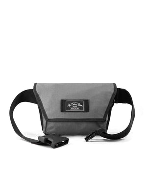 Life Behind Bars The Musette Hip Pouch Grey-Bags-Life Behind Bars-MORE by Morello