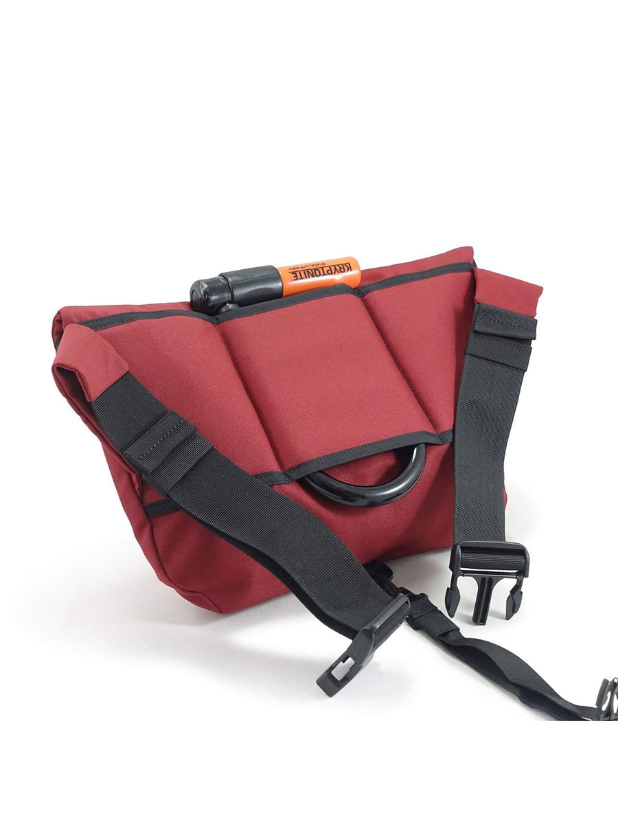 Life Behind Bars The Slingshot 9L Sling Bag Deep Red-Bags-Life Behind Bars-MORE by Morello