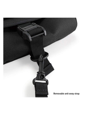 Life Behind Bars The Slingshot 9L Sling Bag Black-Bags-Life Behind Bars-MORE by Morello