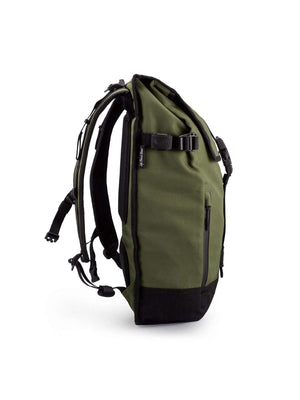 Life Behind Bars The Breakaway 27L Backpack Olive - MORE by Morello Indonesia