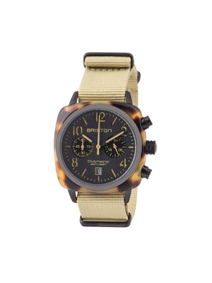 Briston Clubmaster Classic Acetate Chronograph Safari 40mm - MORE by Morello Indonesia