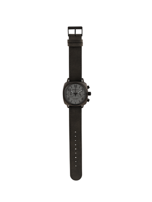 Briston Clubmaster Classic Steel Chronograph Gun 40mm
