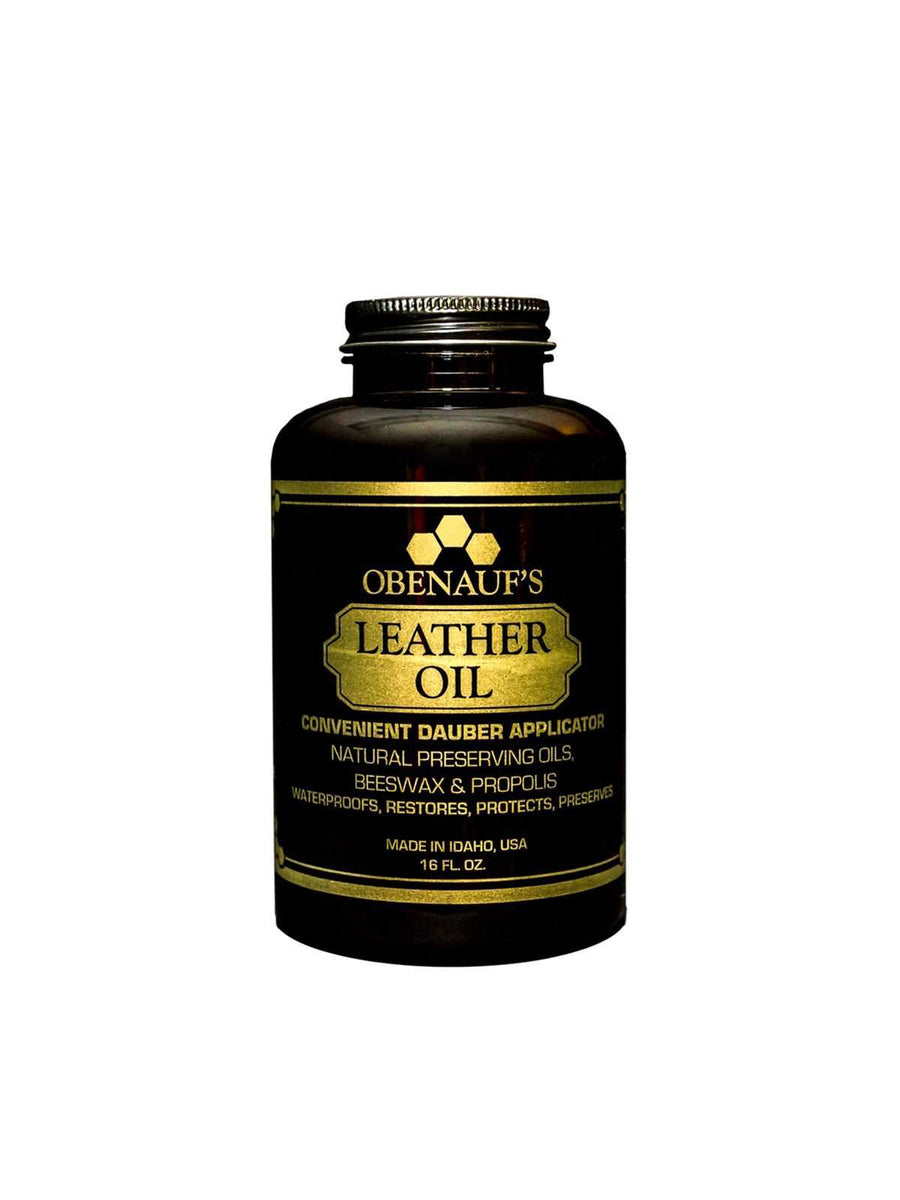 Obenauf's Leather Oil 16oz - MORE by Morello - Indonesia