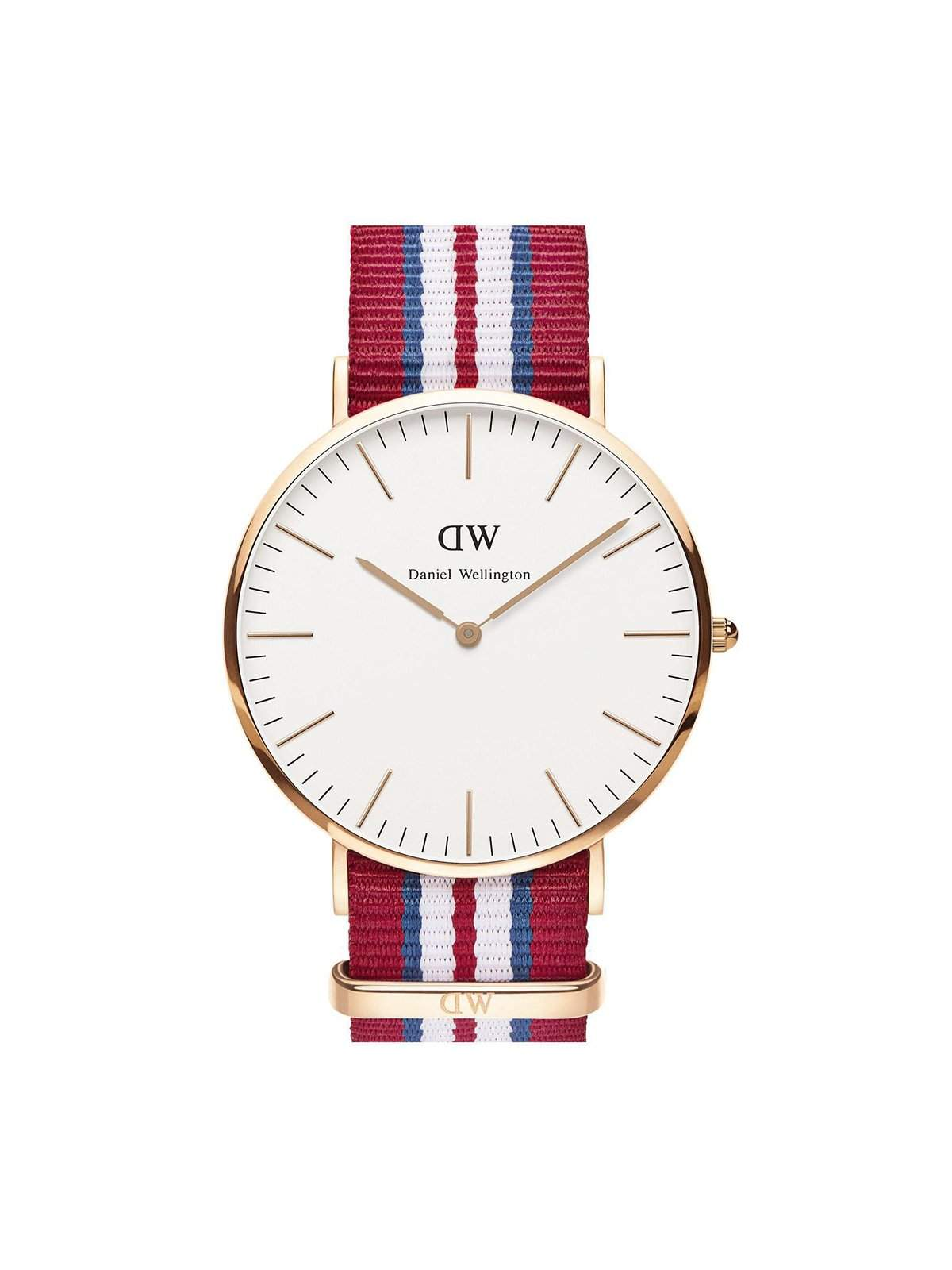 Daniel Wellington Classic Exeter Rose Gold Men 40mm - MORE by Morello Indonesia