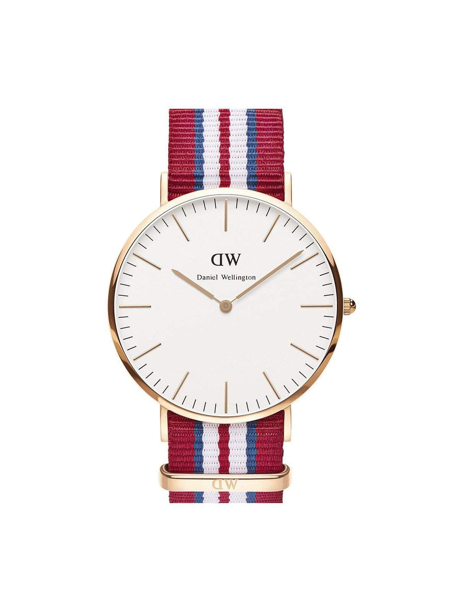 Daniel Wellington Classic Exeter Rose Gold Men 40mm - MORE by Morello