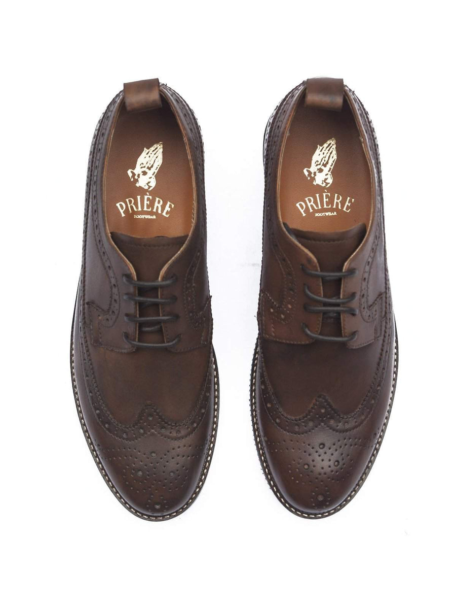 Priere Footwear Longwing Brown - MORE by Morello - Indonesia