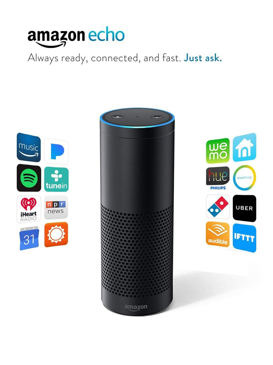 Amazon Echo 1st Generation Black - MORE by Morello Indonesia