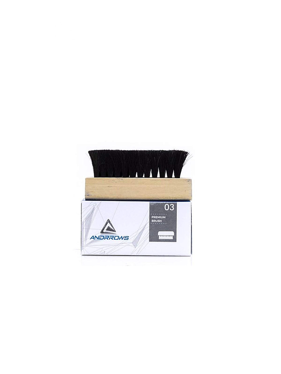Andrrows Premium Brush - MORE by Morello - Indonesia