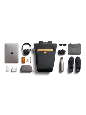 Bellroy Shift Backpack Charcoal Recycled - MORE by Morello Indonesia