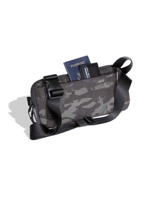 AER Day Sling 2 Black Camo