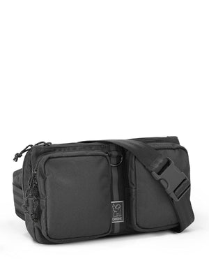 Chrome Industries MXD Notch Sling Bag Black Ballistic - MORE by Morello Indonesia