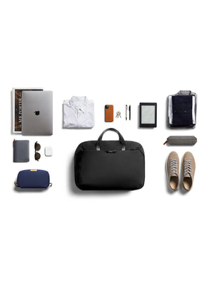 Bellroy Flight Bag Black - MORE by Morello Indonesia