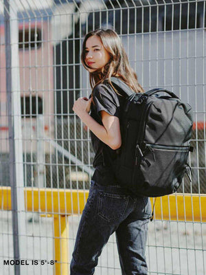 AER Travel Pack 2 Small Black 28L - MORE by Morello Indonesia