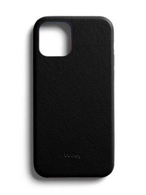 Bellroy Phone Case 0 Card iPhone 12 & 12 Pro Black