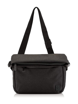 Crumpler Mini Rocket Roll Top Messenger Black Marble - MORE by Morello Indonesia