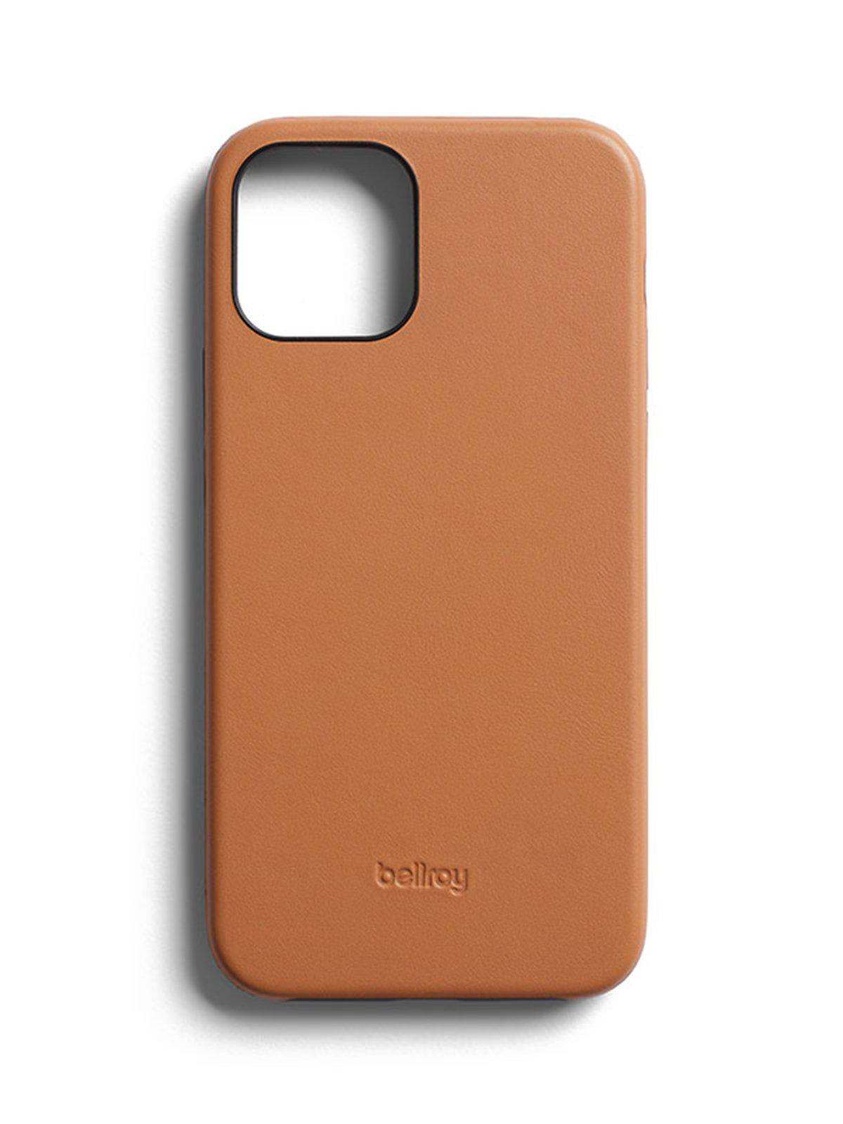 Bellroy Phone Case 0 Card iPhone 12 Pro Max Toffee