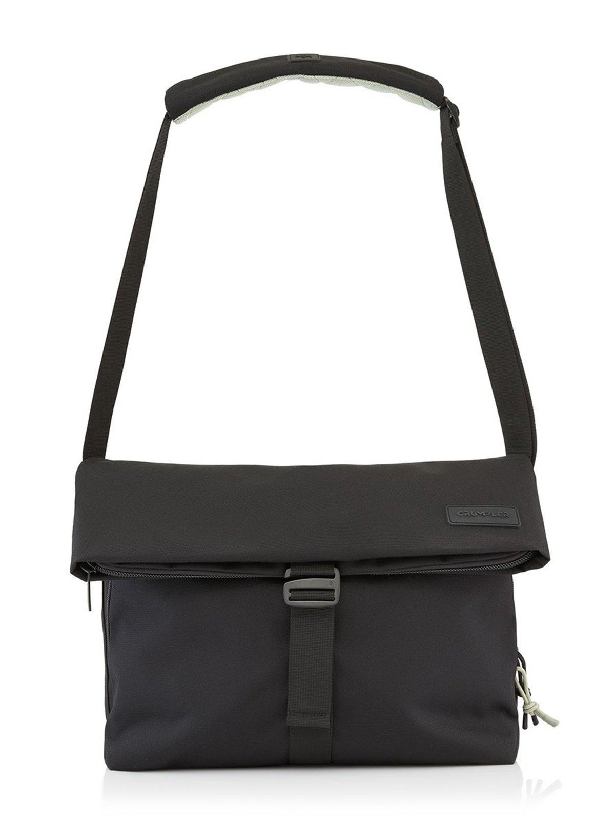 Crumpler Strength of Character Messenger Black