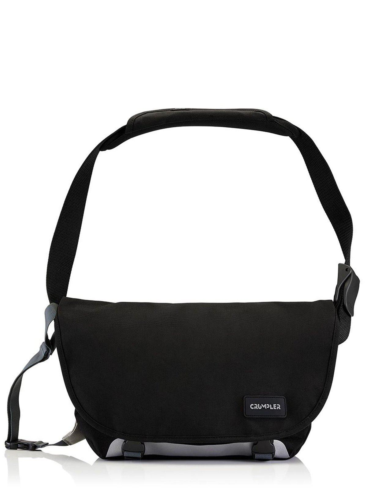 Crumpler Comfort Zone Messenger Large Black