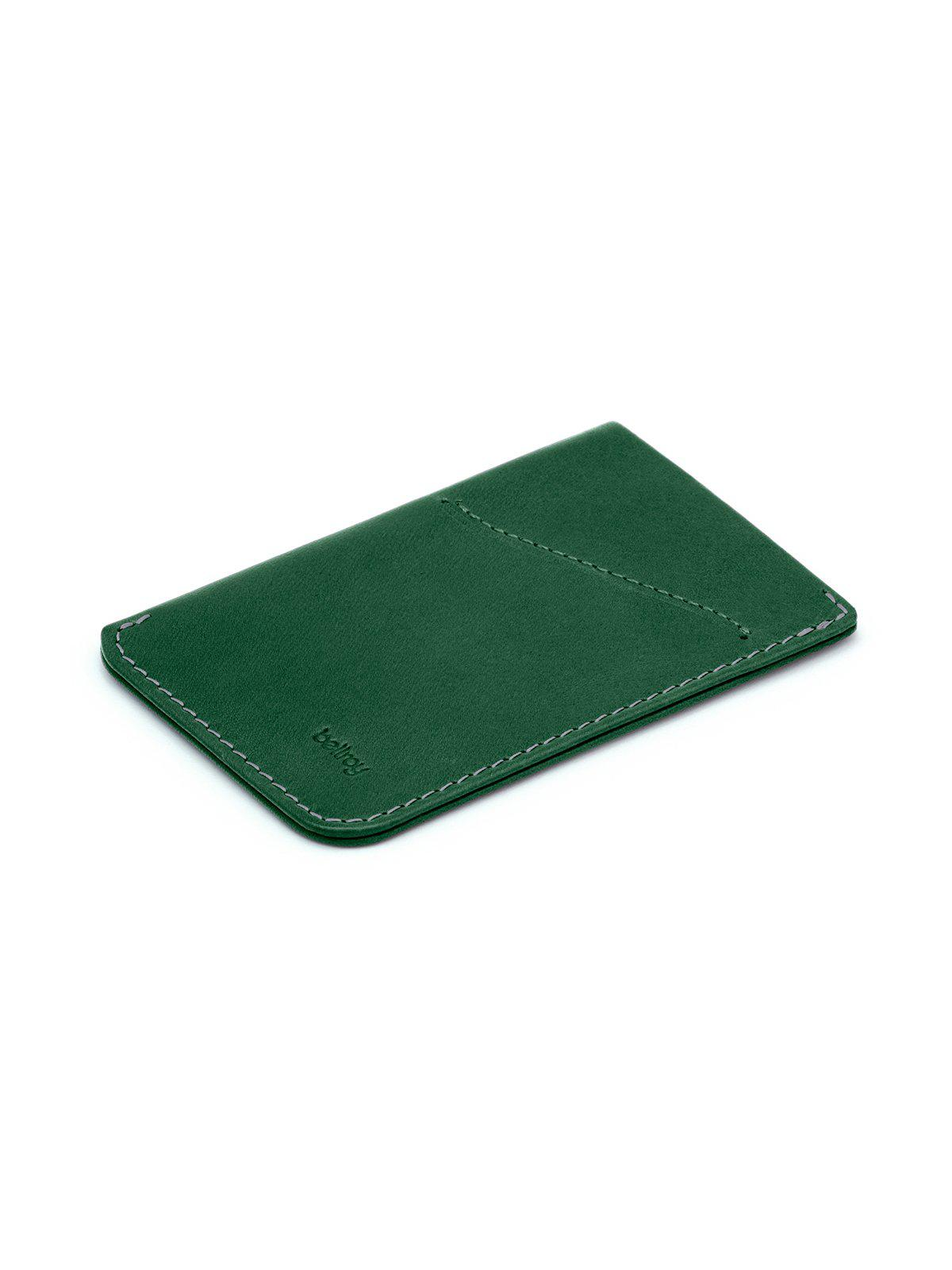 Bellroy Card Sleeve Racing Green - MORE by Morello Indonesia