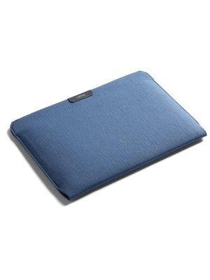 Bellroy Laptop Sleeve 15 Inch Marine Blue Recycled