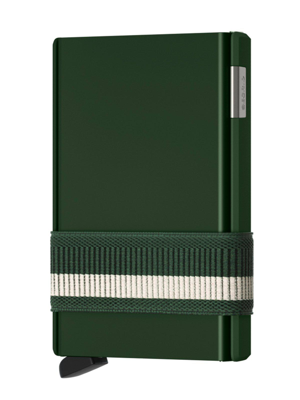 Secrid Cardslide Wallet Green