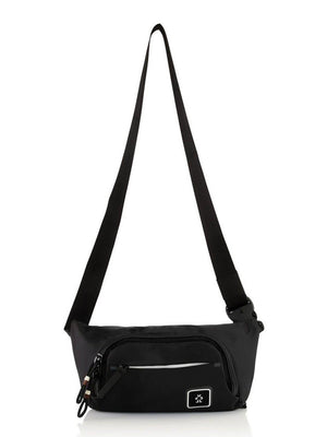 Crumpler Stash Hip Pack Black - MORE by Morello Indonesia