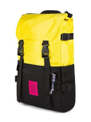 Topo Designs Rover Pack Yellow Black