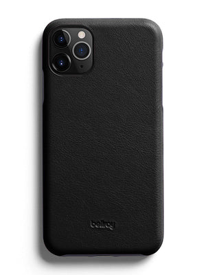 Bellroy Leather Phone Case for iPhone 11 Pro Max Black - MORE by Morello - Indonesia