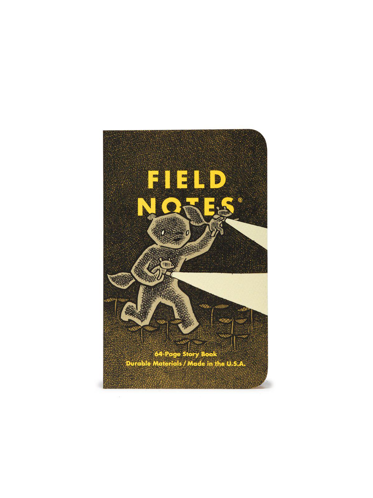 Field Notes Haxley Story & Sketch Book 2 Pack