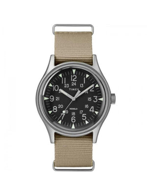Timex MK1 Aluminium TW2T10300 40mm - MORE by Morello Indonesia