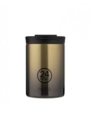 24Bottles Travel Tumbler Skyglow 350ml - MORE by Morello Indonesia