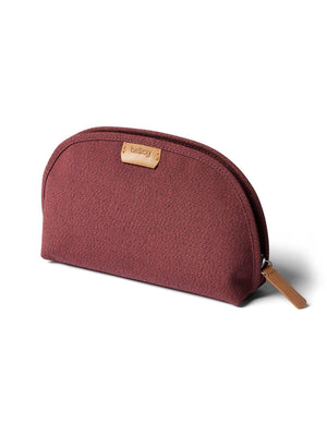 Bellroy Classic Pouch Red Earth Recycled - MORE by Morello Indonesia