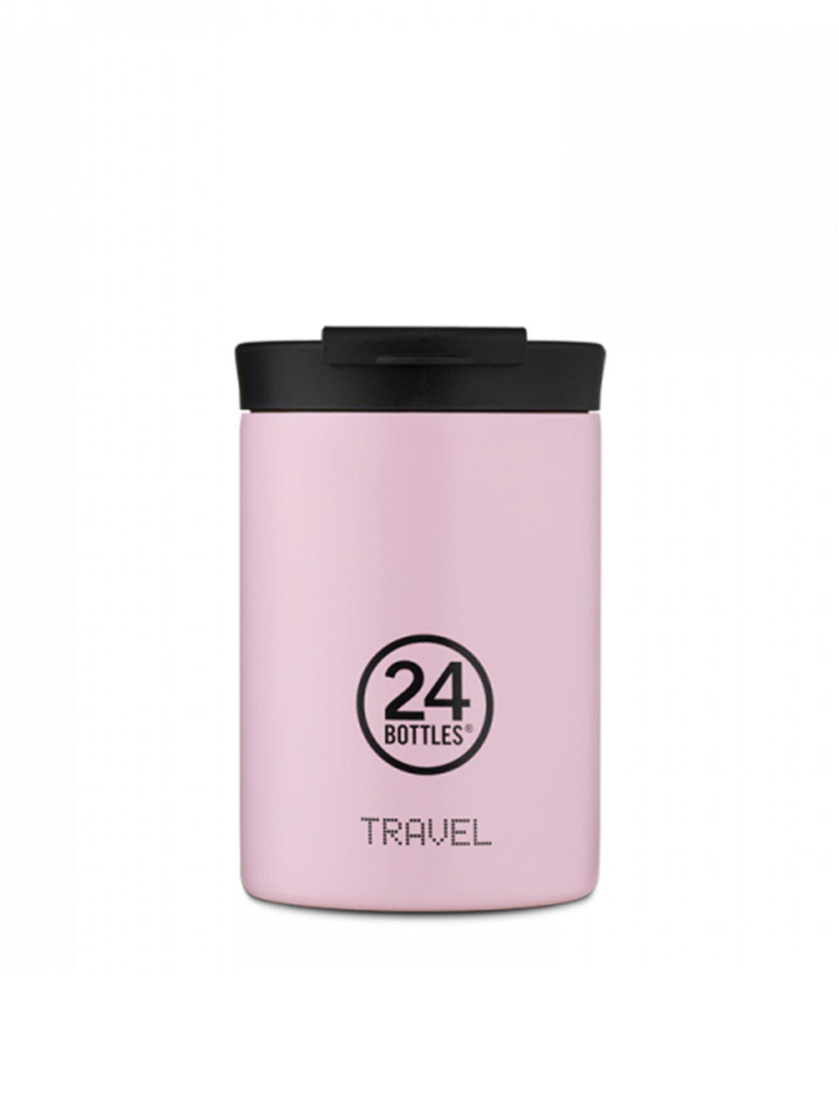 24Bottles Travel Tumbler Candy Pink 350ml - MORE by Morello Indonesia