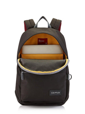 Crumpler Safe Haven Backpack Black - MORE by Morello - Indonesia