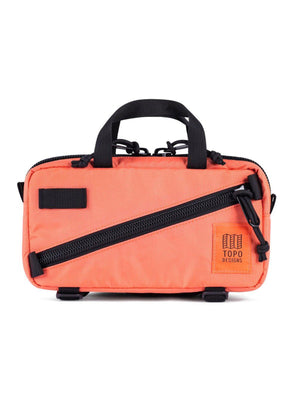 Topo Designs Mini Quick Pack Coral Coral