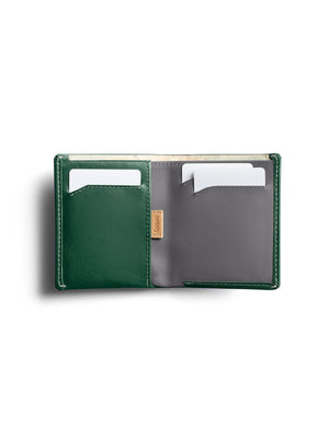 Bellroy Note Sleeve Wallet Racing Green RFID - MORE by Morello - Indonesia