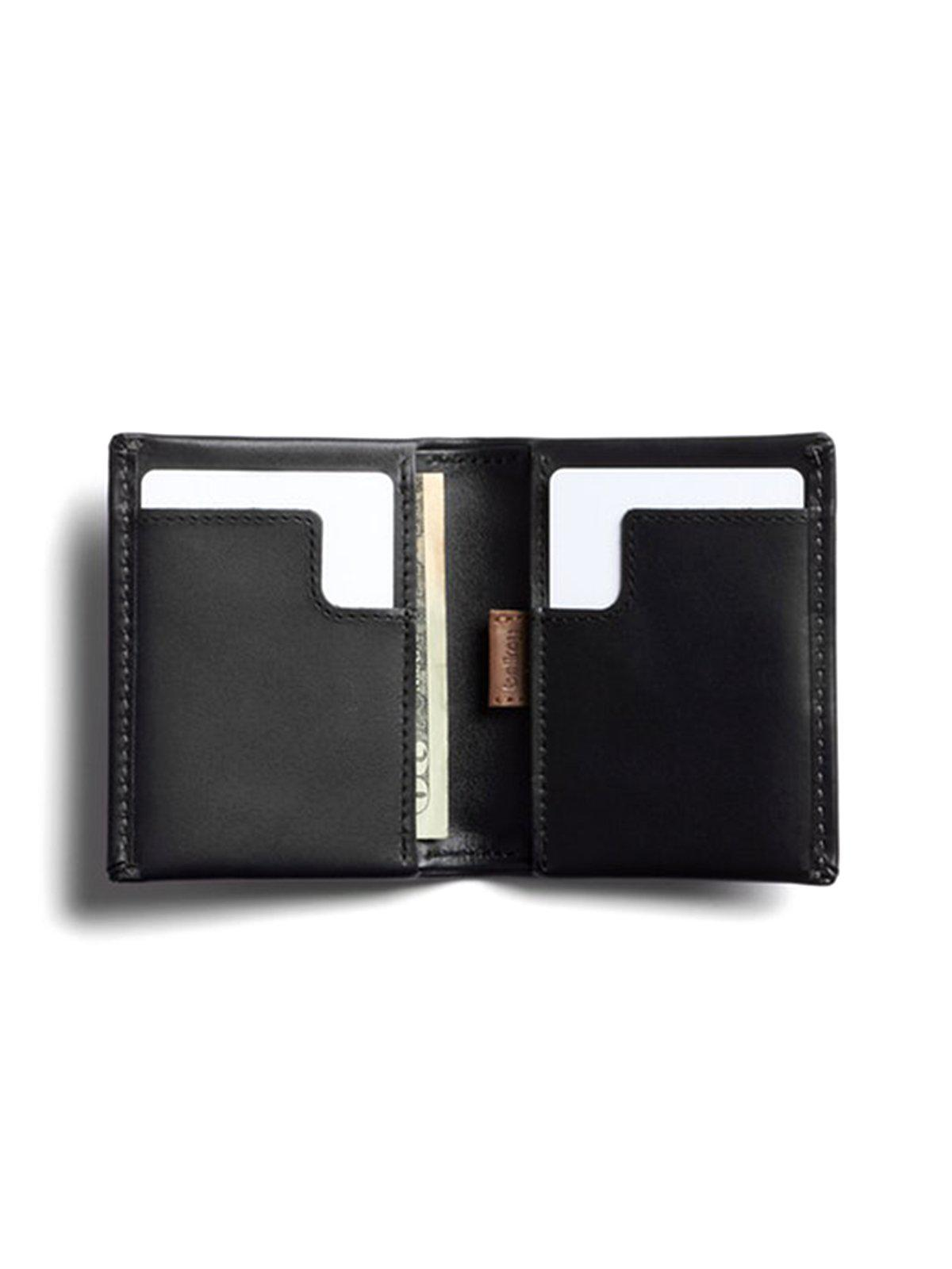 Bellroy Slim Sleeve Wallet Black - MORE by Morello Indonesia
