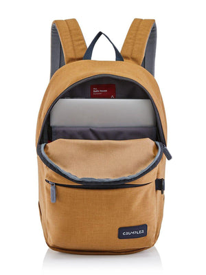 Crumpler Safe Haven Backpack Ginger - MORE by Morello - Indonesia